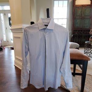 Hugo boss mens dress shirt 16, 34/35
